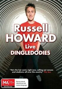 Russell Howard - Dingledodies (DVD, 2014) New & Sealed Stand Up Comedy