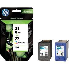 HP21 + HP22 ORIGINALE  DRUCKER PATRONE SET PSC1400 PSC1410 PSC1415 PSC1417
