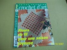 CROCHET D ' ART 292 TBE