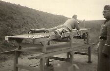 WWII German RP- Army Soldier- Rifle- Marksmanships Training- Range- Rottweiler