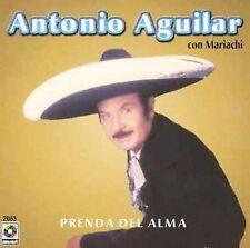 Aguilar, Antonio : Prenda Del Alma CD