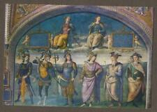 PERUGIA. Cambio  Pietro Vannucci detto il  Postcard  Unused ART Italy  L.41