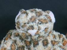 GO FAUX LEOPARD CHILD SIZE WINTER HAND WARMER SECRET HEAT POCKET PLUSH STUFFED