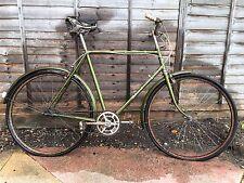 VINTAGE HERCULES Balmoral Uomo Bike 1977