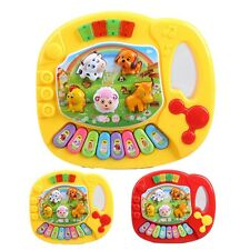 Baby Kids Development Educational Music Musical Animal Farm Piano Sound Toy New