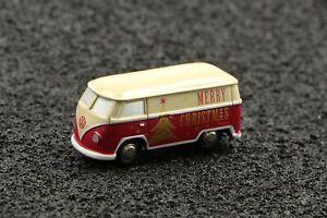 Neuf Original VW 5NL099301 Maquette de Voiture Piccolo T1 Christmas Edition 2015