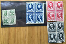 Old Cindarella Stamps - Thomas de la Rue (Printer) - Several Sheets
