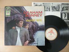 Graham Bonney - Super Girl  Columbia SMC 74165 German 1st press 1966  Vinyl vg++