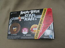 2012 Angry Birds Star Wars Early Angry Birds Package New