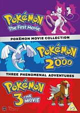 Pokemon Triple Movie Collection: Movies 1-3 [DVD][Region 2]