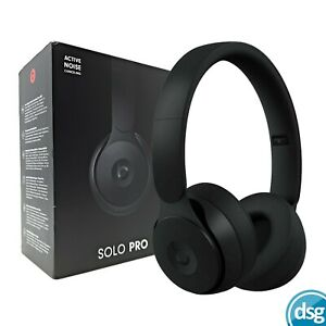Beats by Dr. Dre Solo Pro Wireless Bluetooth On-Ear Headphones - Black