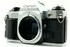 【Excellent+++++ New Seals】 Canon AE-1 Program 35mm Film Camera from JAPAN #477