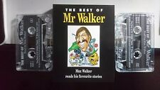 The Best of Mr Walker-Max Walker Reads His Favourite Stories Cassette Audiobook