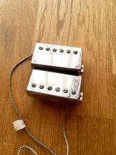 90s Gibson Les Paul Humbucker Pickup Set Bridge+Neck 498T/490R 1999 USA LP Std
