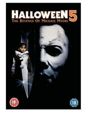 Halloween 5 Revenge of Michael Myers DVD Region 2