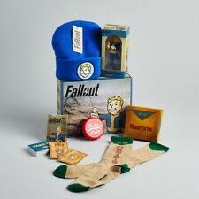 FALLOUT 4 76 LOOT CRATE COLLECTIBLE BOX NUKA COLA EXCLUSIVE BETHESDA MERCHANDISE