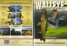 Lindner Walleye Fishing Finding the School Jigs Crankbaits DVD NEW