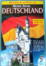 Schmidt Marco Polo Deutschland Quiz OVP noch foliert! GROSSES SPIELBRETT!
