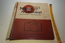 FreeS Nikon F Nikkormat Handbook Photography by Joseph D. Cooper & Joseph Abbott