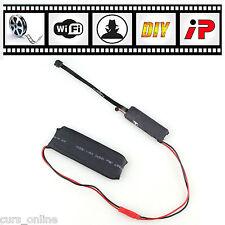 Camera Spia WiFi HD Telecamera Nascosta Microspia CCD P2P Microfono Interno