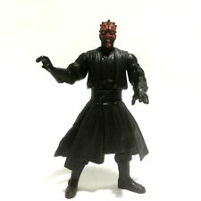 """Star Wars Darth Maul Final Duel Power of the Jedi 3.75"""" Action Figure Free ship"""