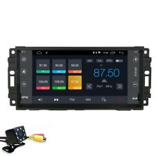 Android 10 Car GPS Navigation Radio Stereo For Jeep Wrangler / Chevrolet/Dodge.