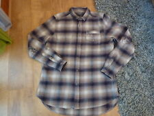 Mens Checked Shirt Size L Worn Once