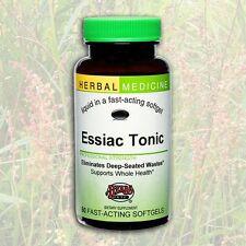 Herbs Etc. Essiac Tonic - Eliminate Deep-Seated Waste - 60 Softgels