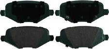 Disc Brake Pad Set-Posi 1 Tech Ceramic Rear Autopart Intl 1412-507566