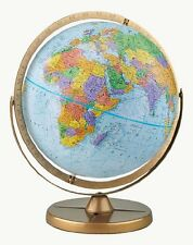 Replogle Globes Pioneer Globe w/ Political Boundaries Educational World Travel