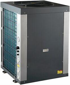 48.3 bis 81.0KW Luft Wasser Wärmepumpen Kaskade, 3xCOPELAND Scroll-Kompressoren!