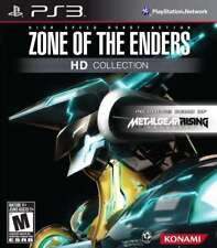 Zone of the Enders HD Collection PS3 New PlayStation 3, Playstation 3