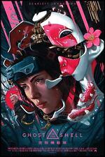 Ghost in the Shell Regular Alternative Movie Poster Ruiz Burgos No./100 NT Mondo