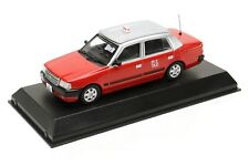 1/43 TINY Toyota Crown Comfort Town Taxi (5-seat) Red ATC43051
