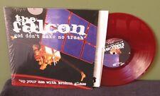 "The Falcon""God"" 10"" LP OOP Alkaline Trio Lawrence Arms Slapstick Matt Skiba Red"