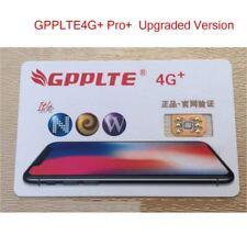 Cellphone LTE Unlocking Card GPPLTE4G+ Pro2 Phone Accessories Sim Chip