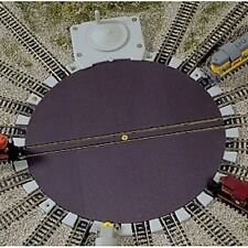 Atlas 2790 - Manually Operated Loco Turntable Ready Assembled N Gauge - T48 Post