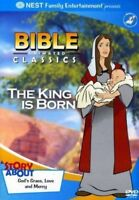 Bible Animated Classics: The King Is Born (DVD, NEST, 2005) Ships in 12 hours!!!