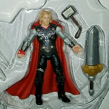 "Marvel Universe SWORD SPIKE THOR 3.75"" Action Figure #02 The Mighty Avenger"