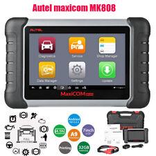 Autel maxicom MK808 OBD2Diagnosegerät Scan Tool allen System MD802+MaxiCheck Pro