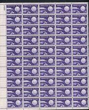 US Sheet MNH #1173 4c Echo 1 Satalite, 1173