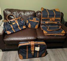 NWT! Vintage Givenchy 4 Piece Luggage Set