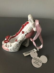 Disney Runway Miniature Shoe Ornament/Decoration Rare MARY POPPINS