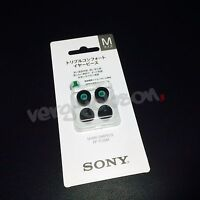SONY EP-TC50M Medium Triple Comfort Earpieces Ear Tips for XBA-Z5 Headphones etc