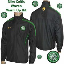 Celtic 381821-005 Woven Warm Up Jacket Size Large 381821-005