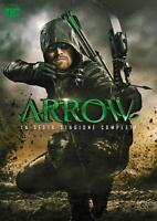 Arrow - Serie Tv - Stagione 6 - Cofanetto Con 5 Dvd - Nuovo Sigillato
