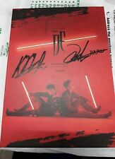 SIGNED Super Junior D&E DANGER Album