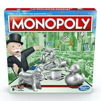 Hasbro Monopoly Classic Family Board Game London Version - 2-6 Players - Ages 8+