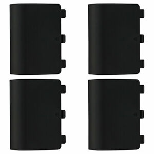 Battery back cover for Xbox One controller holder shell - 4 pk black | ZedLabz