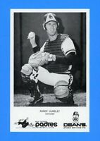 1975 SAN DIEGO PADRES DEANS PHOTO SERVICE RANDY HUNDLEY  NM-MT